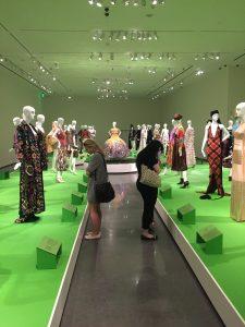 The Tom Oldham exhibit at RISD