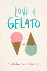 Love Into Gelato Jenna Evans Welch Review