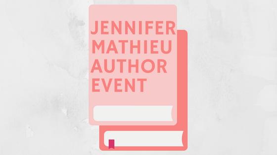 jennifer_mathieu_author_event