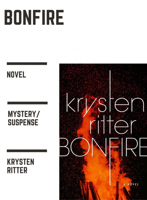 Book Review | Bonfire – Krysten Ritter