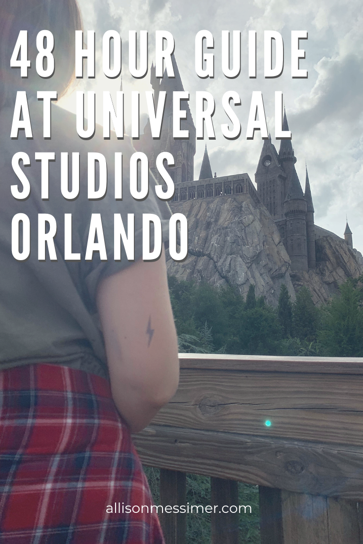 Universal Studios Orlando Florida Harry Potter