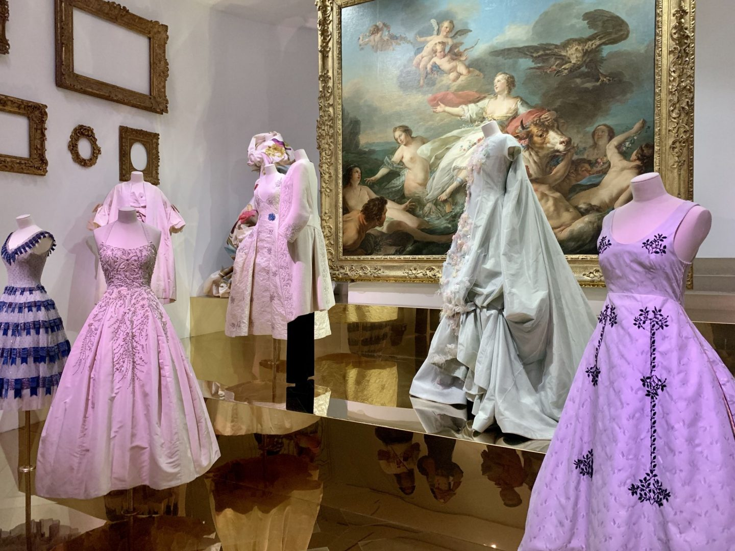 Christian Dior Art Exhibit at the Dallas Museum of Art