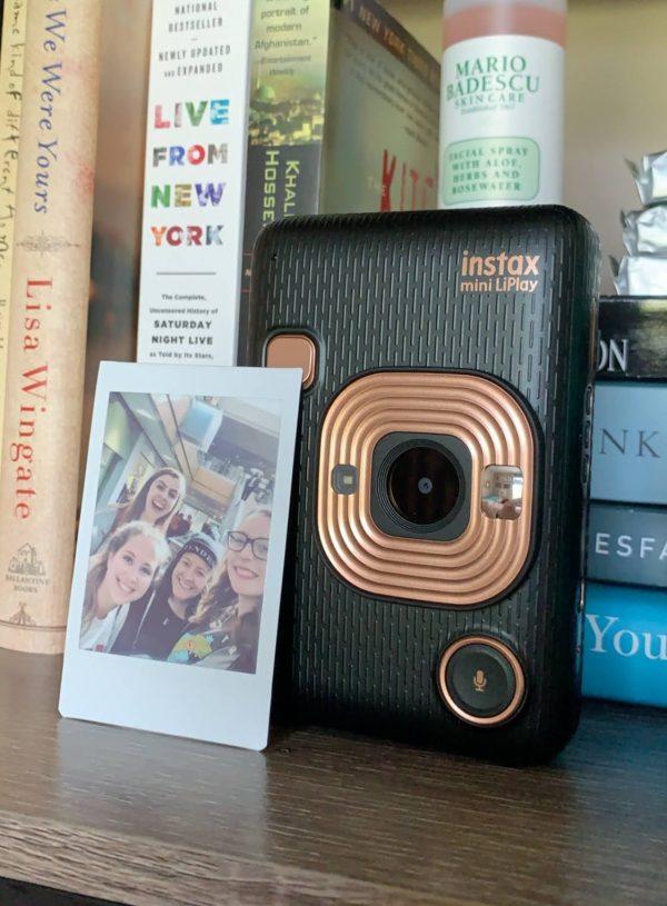 Fujifilm Instax Mini LiPlay Polaroid Camera Review