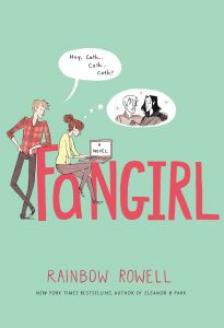 Fangirl Rainbow Rowell Review
