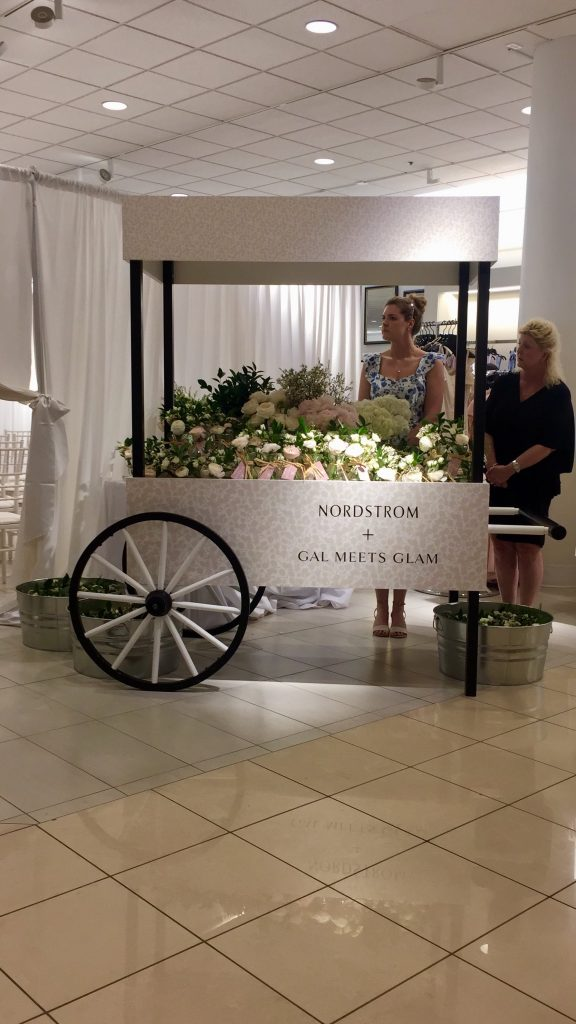 Nordstrom Gal Meets Glam Dallas Texas flowers