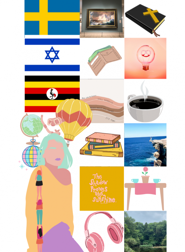 Making My Digital Vision Board (Using Canva)